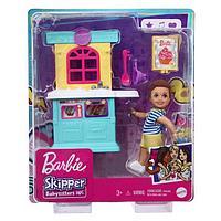 Игровой набор Барби «Игра с малышом»