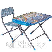 Комплект детской мебели «Фея» Досуг 101 «Алфавит и цифры»