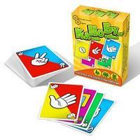 Настольная игра 'Канобу' (Камень-ножницы-бумага)