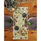 """Дорожка """"Этель"""" Avocado 30*70 см, 100% хлопок, саржа 190 г/м2, фото 6"""