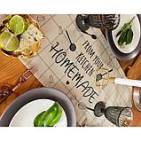 """Дорожка """"Этель"""" Homemade 30*70 см, 100% хлопок, саржа 190 г/м2, фото 7"""