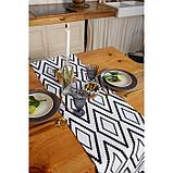 """Дорожка на стол """"Этель"""" Марокко  40*146 см, 100% хлопок, репс 210 г/м2, фото 7"""