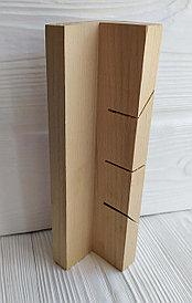 Стусло деревянное