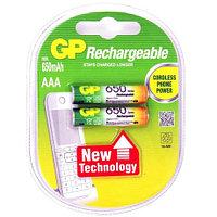 Аккумуляторы GP 65AAAHC-2CR2