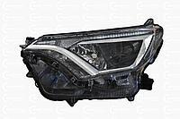 Фара левая TOYOTA RAV4 CA40 2015-2020
