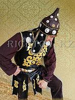 Костюм батыра, воина пошив одежды