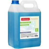 OfficeClean Мыло-крем жидкое OfficeClean, Professional, антибактериальное, 5 литров.
