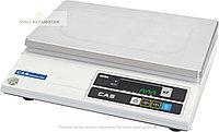 Настольные весы CAS AD-05H, AD-20H повышенной точности с RS-232
