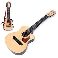 Игрушка музыкальная гитара «Фигурная»