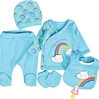 Набор для новорожденных 5 предметов