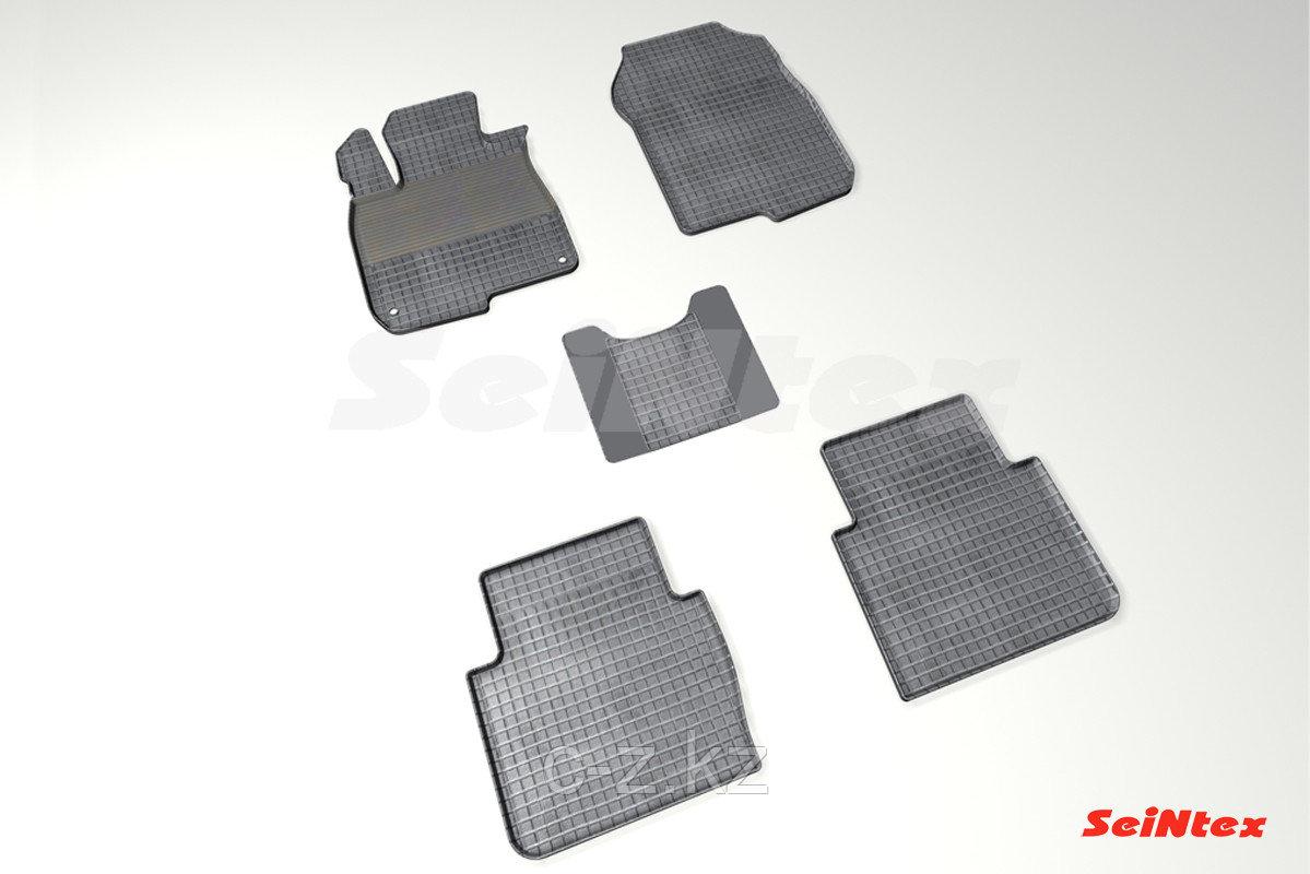 Резиновые коврики Сетка для Honda CR-V V 2016-н.в.