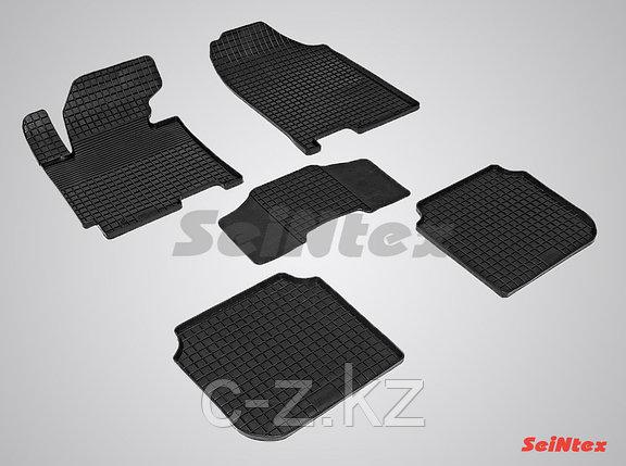 Резиновые коврики Сетка для Hyundai Elantra 2011-2016, фото 2