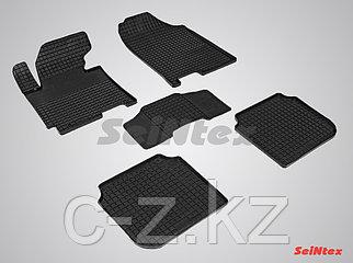 Резиновые коврики Сетка для Hyundai Elantra 2011-2016