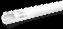 Труба композитная для горячей воды и отопления PPR/Al/PPR с внутренним армированием Fusitek (PN 25)
