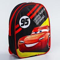 Рюкзак «Тачки», 21 х 30 см, отдел на молнии, Дисней