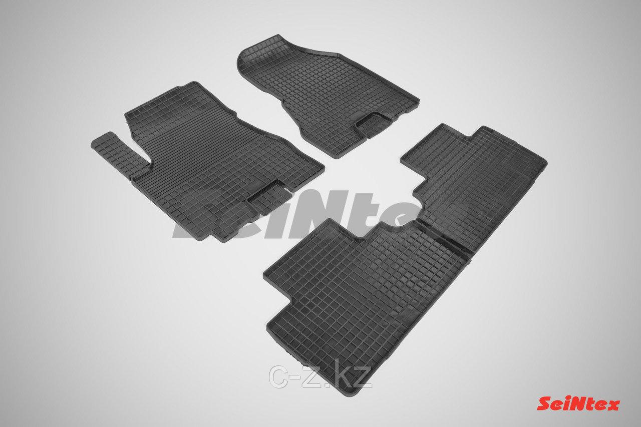 Резиновые коврики Сетка для Hyundai Tucson 2004-2010