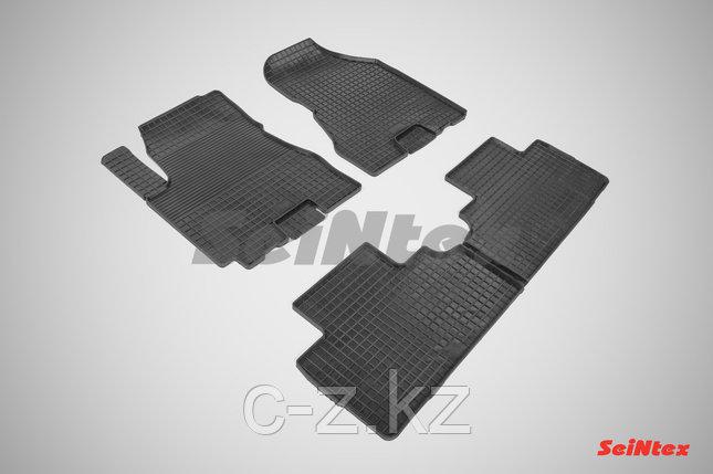 Резиновые коврики Сетка для Hyundai Tucson 2004-2010, фото 2