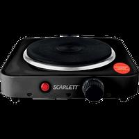 Электроплитка Scarlett SC-HP700S11 черный