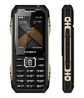 Мобильный телефон Texet TM-D428 черный