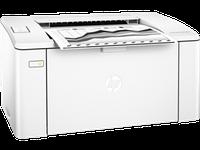 Принтер лазерный  HP LaserJet Pro M102w  (A4) (G3Q35A)