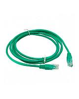 Legrand 051860 П-корд U/UTP кат6 LSZH 3м зел.