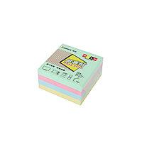Стикеры бумажные самоклеющиеся Comix D5004 76х125 мм. 100 л. упак./12 шт. В ассортименте
