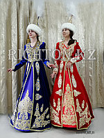 Пошив казахской одежды