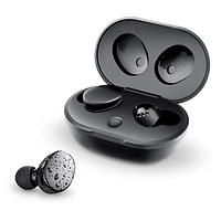 """Наушники-вкладыши беспроводные OLMIO """"TWE-05"""", Bluetooth 5.0, True Wireless черный"""