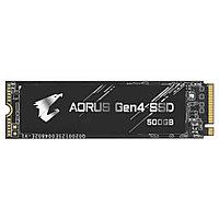 Твердотельный накопитель  500Gb SSD Gigabyte AORUS M.2  GP-AG4500G