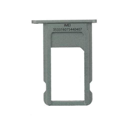 Держатель Sim-карты Apple iPhone 6s, серебристый (Silver)