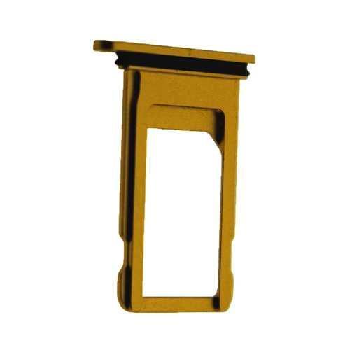 Держатель Sim-карты Apple iPhone 8 Plus, золотой