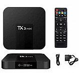 Приставка для телевизора Android Smart TV-Box TX3 MINI., фото 3