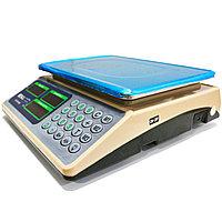 Электронные торговые весы ВЕКА ACS-AR-006