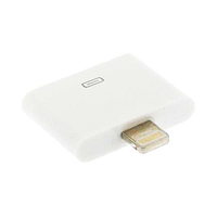 Переходник с 30Pin на разъем Lightning Apple iPhone 5/iPad 4/iPod Touch 6