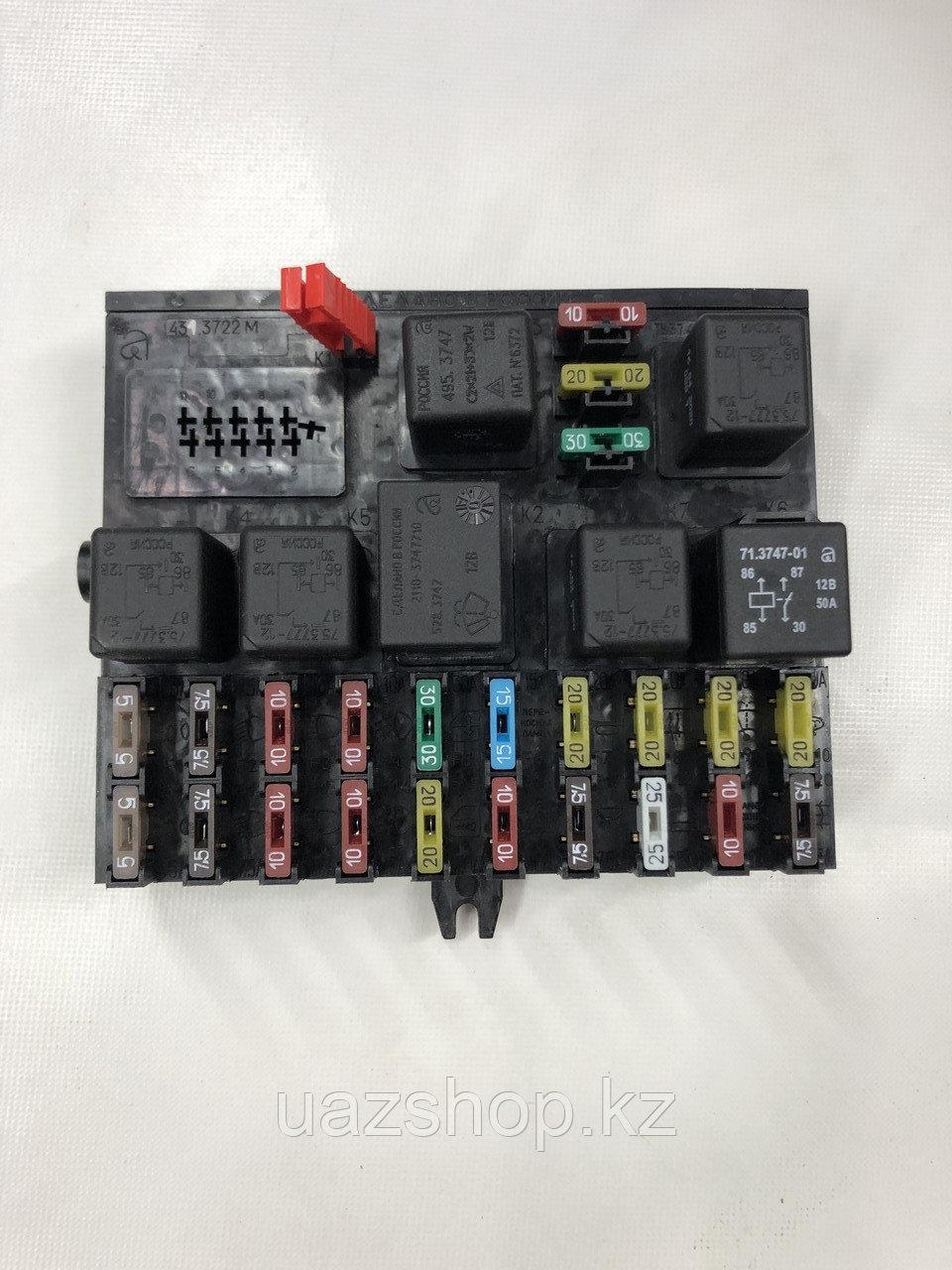 Блок монтажный ( UAZ Patriot)