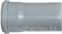 Труба ПП д110*150 (2.7мм) серая