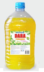 Жидкое крем-мыло DARA (Ромашка) 5л