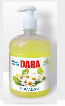 Жидкое крем-мыло с дозатором (ромашка) 500 мл, фото 2
