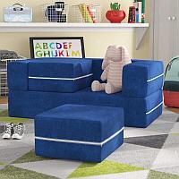 Модульный детский диван
