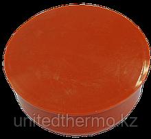 Заглушка ПП д160 (4.9мм) оранжевая