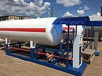 Модульные АГЗС 5м3
