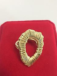 Кольцо/ Botanic-ORO/ 18.5 размер/ ЕВ90