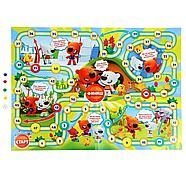 Настольная игра-ходилка «Ми-Ми-Мишки. Веселые приключения», фото 3