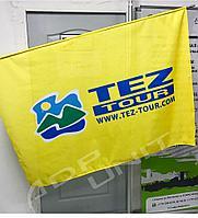 Флаги с логотипом, фото 1