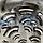 Отводы нержавеющие, сталь AISI 304, стандарт DIN 2605, EN 11852, фото 3