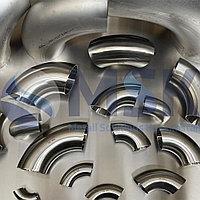 Отводы нержавеющие, сталь AISI 304, стандарт DIN 2605, EN 11852, фото 1