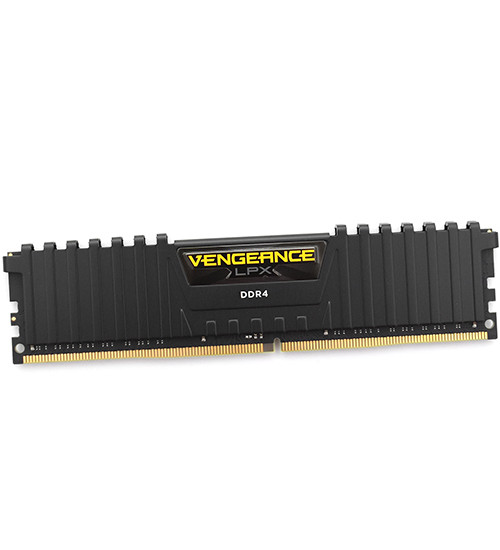 Модуль памяти Corsair Vengeance LPX, CMK16GX4M1D3000C16 DDR4, 16 GB DIMM <3000MHz> CL16