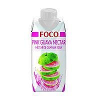 Foco нектар розовой гуавы, 330 мл