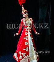 Пошив и изготовление национальных казахских костюмов. Удивительный крой