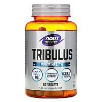 Now Foods, Спортивная серия, трибулус, 1000 мг, 90 таблеток